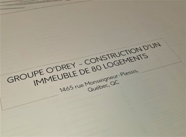 Construction O'Drey